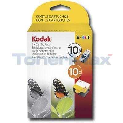 KODAK NO.10 INK BLACK/COLOR COMBO PACK